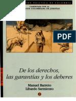 Constitucion Politica de Colombia Comentada Por Juristas_titulo_ii