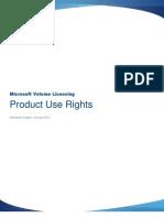 MicrosoftProductUseRights(WW)(English)(January2013)(CR)