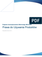 MicrosoftProductUseRights(WW)(Polish)(January2013)(CR)