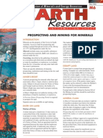 Prospecting Info From Pirsa