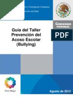 Gui¿a Acoso Escolar (Bullying)