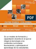 Presentacion General Entre Pares