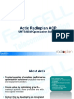 ACTIX Radioplan Brief