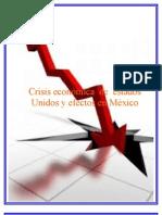 Crisis Economia de Mexico Este Si