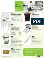 Green Breakroom Products