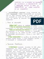 Resumo Bloco II de Experimental III (Alexandra)