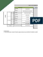 Configuracion de Regleta de Alarmas Ver220712
