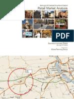 Retail market analysis of Carlisle as part of the redevelopment proposal