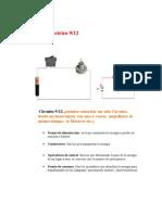 Circuito eléctrico 9-12