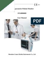 User Manual 8000D