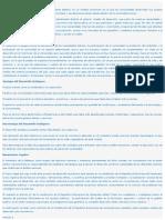 Definiciones del Desarrollo Endógeno