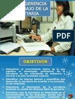 Diapositivas Secretaria