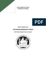 Direito Administrativo - volume I (Administrativo I).doc