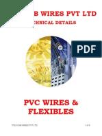 LT PVC Wires Flexibles