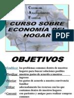 CURSO ECONOMÍA DEL HOGAR