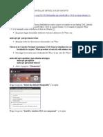 Office 2010 en Ubuntu