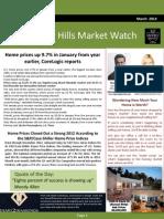 Newsletter Vol 5 March 2013