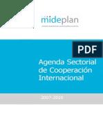 Agenda Sectorial 2007-2010
