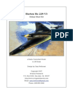 Ho229 Building Guide Deluxe