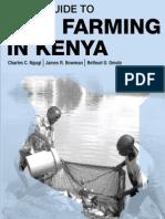 Fish Farming in Kenya_Manual