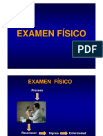 1 Examen Fisico