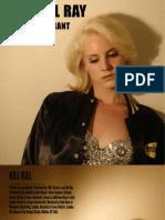 Lana Del Ray AKA Lizzy Grant