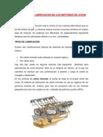 Sistemas de Lubricacion de Los Motores de Avion