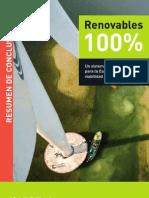 Energias Renovables (Greenpeace)