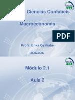 Aula 2 - Macroeconomia