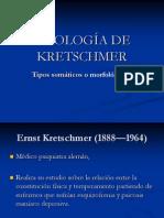TIPOLOGÍA DE KRETSCHMER