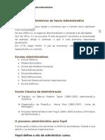 48824_Antecedentes Históricos Da Teoria Administrativa