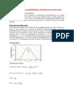 Distribuciones de Probabilidades