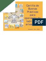 cartilla de buenas practicas para ladirilleras - Arequipa