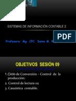 SIC2 -SESION09
