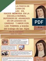 Diapositiva de Luisa de Marillac 15