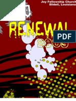 Renewal 2009