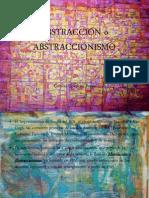 abstraccinoabstraccionismo-