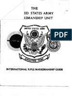 international rifle marksmanship guide