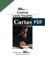 Leon Tolstoi - Cartas