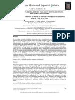 Digestion Anaerobia de Lodo Primario y Secundario en Dos Reactores Uasb en Serie