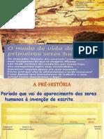 A_Pre_Historia RVS 6° Ano