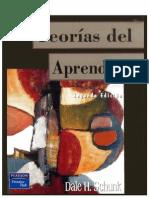 Teorias de Aprendizaje Dale H. Schunk (Portada)
