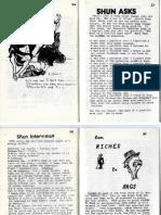 Shun, Issue 1 (Winter 1979), part C