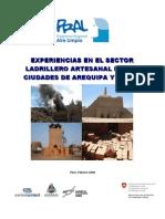 Informe ladrilleras Perú 2008
