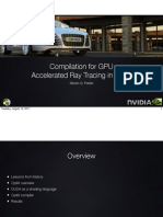 Parker SIGGRAPH2011 Compilers