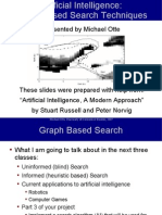 Graph based search techniques