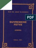 Suvremene fetve - Šejh dr. Jusuf El-Karadavi