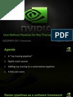 12 UserDefinedRayTracingPipelines Parker BPS2011