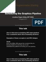 05-schedulingGraphicsPipeline-BPS2011-ragankelley
