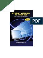 Internet Your Way to a New Job - InternetJob-eBook.v2.0